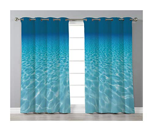 Goods247 Blackout Curtains,Grommets Panels Printed for sale  Delivered anywhere in Canada