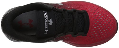 super popular 9c6ed 4dc81 Under Armour Boys' Grade School Charged Bandit 4 Sneaker, Red (602)/Black,  3.5