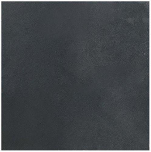 Dal-Tile S7621212X1P- Slate Tile, Brazil Black Natural Cleft
