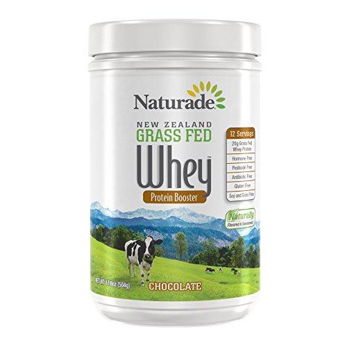 Naturade New Zealand Grass Fed Whey, Chocolate, 17.79 Ounce