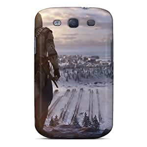 Excellent Design Assassins Creed 3 Case Cover For Galaxy S3