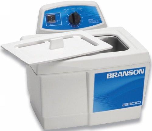 Branson Bransonic M2800 Ultrasonic Jewelry Cleaner