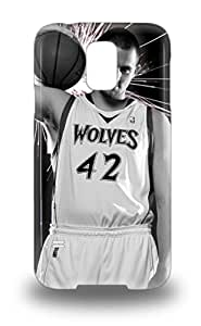 Excellent Design NBA Minnesota Timberwolves Kevin Love #42 Phone 3D PC Case For Galaxy S5 Premium Tpu 3D PC Case ( Custom Picture iPhone 6, iPhone 6 PLUS, iPhone 5, iPhone 5S, iPhone 5C, iPhone 4, iPhone 4S,Galaxy S6,Galaxy S5,Galaxy S4,Galaxy S3,Note 3,iPad Mini-Mini 2,iPad Air )