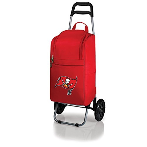 Buccaneers Insulated Cooler Wheeled Trolley