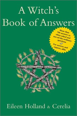 Ebook A Witch's Book Of Answers Pdf Epub | Organette Books
