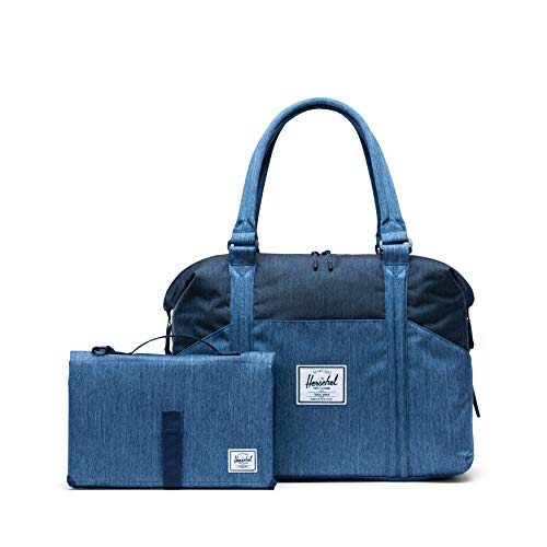 Herschel Baby Strand Sprout Shoulder Bag, Faded Indigo Denim, One Size