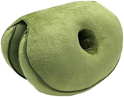 SONAホット抗痔マッサージ座椅子クッションヒッププッシュアップ整形外科コンフォート泡尾骨枕カーオフィスシートクッションソファクッションカバー