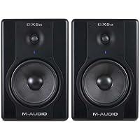 M-audio Studiophile - BX5a Deluxe- Pair 5寸有源监听音箱