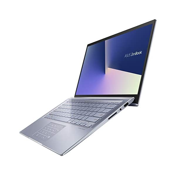 ASUS Zenbook UX431FA-AM179T PC Portable FHD (Intel Core i7-10510U, RAM 8Go, 512Go SSD PCIE, Windows 10) Clavier AZERTY…
