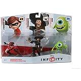 Disney Infinity Figure 3 Pack Sidekicks - Sidekicks Edition