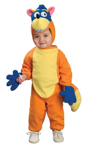 Nickelodeon Toddler Dora Romper And Headpiece Swiper, Swiper Print, Newborn