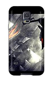 Hot Berserk First Grade Tpu Phone Case For Galaxy S5 Case Cover