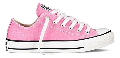 Converse Unisexe Chuck Taylor Tout Étoile Ox Sneaker (7 Hommes 9 Femmes, Rose)