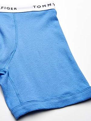 Tommy Hilfiger Men's Underwear 3 Pack Cotton Classics Boxer Briefs
