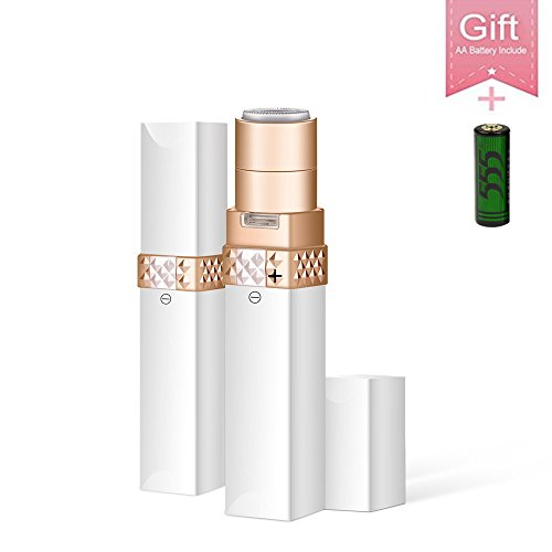 Women Shaver  Facial Hair Remover for Women Lipstick Electri
