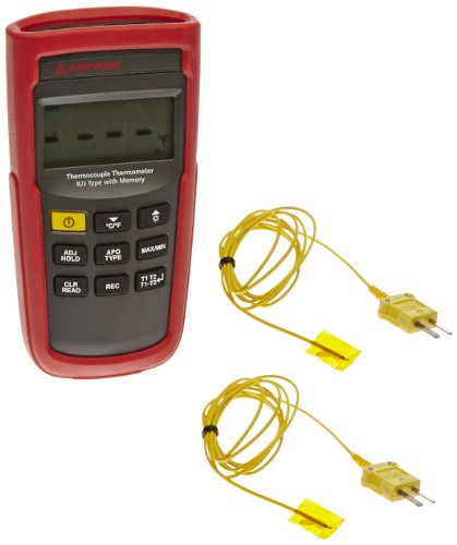 Amprobe TMD 51 Thermometer J Type Memory