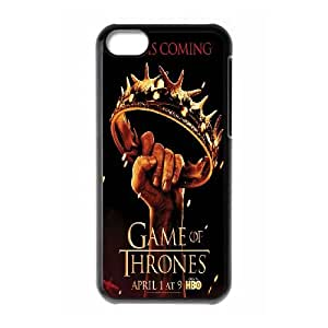 Game of Thrones iPhone 5c Cell Phone Case Black F9794621