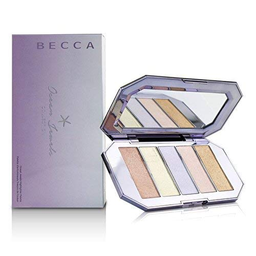 Becca - Ocean Jewels Highlighter Palette - Becca Cosmetics Jewel