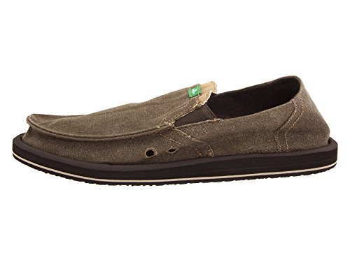 Sanuk Pick Pocket 29418012 Herren Slipper Brown.