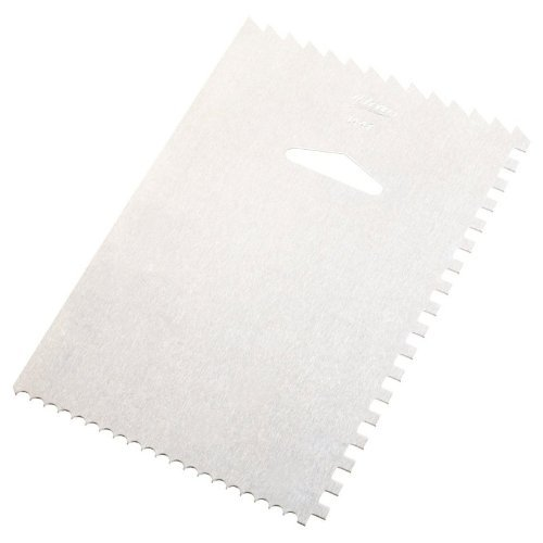 Ateco Decorating Comb Icing Smoother product image
