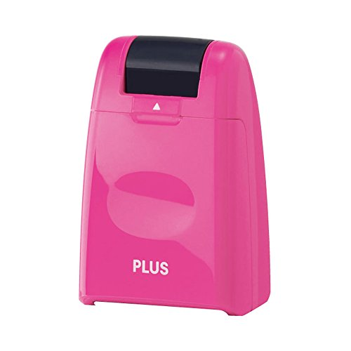 Guard Your ID Roller Stamp, Pink