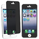 EverGoods Privacy Filter Screen Protector for Apple iPhone 5 5S 5C - 1 Pack