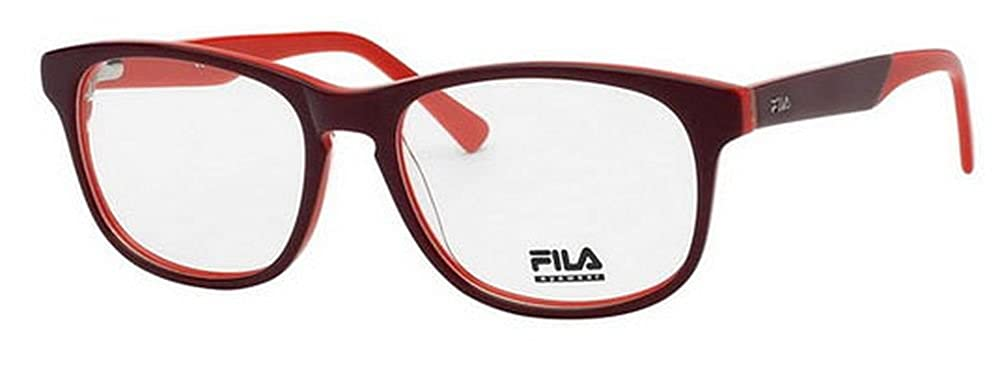 Fila Glasses Men VF8905 0P69 Brown Full Frame