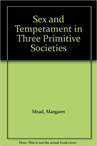 Sex and temperament in three primitive societies picture 46
