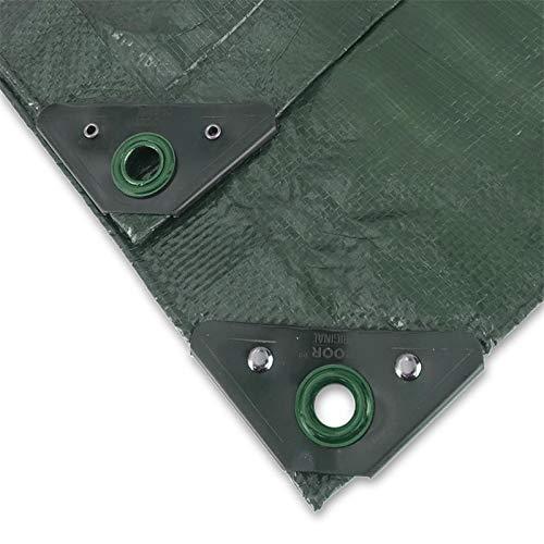 Noor Zichtscherm PP/PE, groen, 1,80 x 5 m