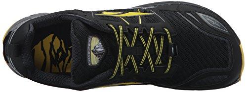 Altra Lone Peak 3 Laufschuh für Herren Schwarz Gelb