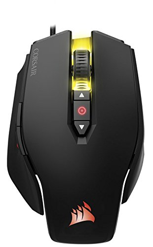 CORSAIR M65 Pro RGB - FPS Gaming Mouse - 12,000 DPI Optical Sensor - Adjustable DPI Sniper Button - Tunable Weights -  Black by Corsair (Image #5)