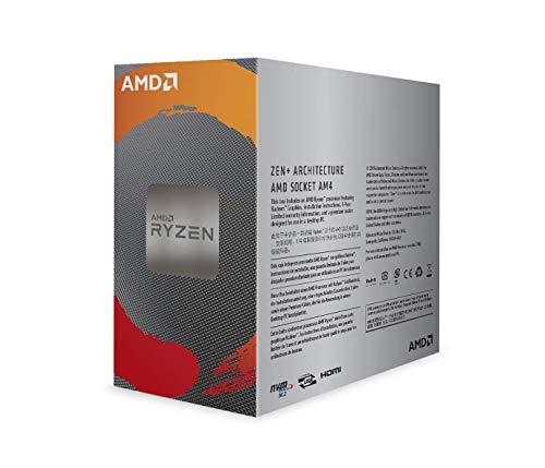 Amd 3200g Ryzen 3 Procesador Con Disipador De Calor Wraith Stealth 4 Mb 4 Nucleos Velocidad De 4 Ghz 65w