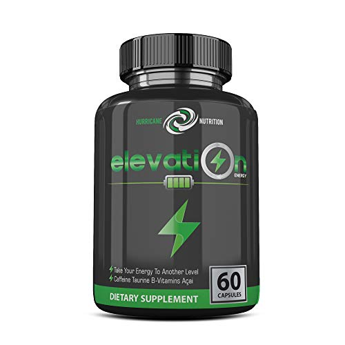 Elevation Capsules Supplement Metabolism Antioxidants
