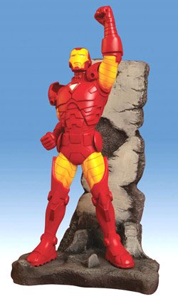 New Statue Ironman Avengers (New Avengers: Iron Man Statue)