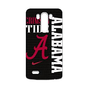 SANYISAN Alabama Crimson Tide White LG G3 case