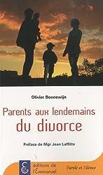 Parents aux lendemains du divorce