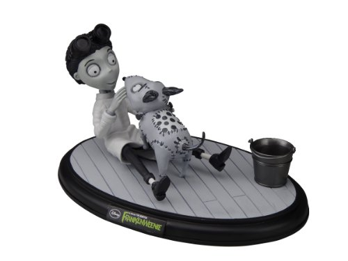 Frankenweenie Victor & Sparky PVC Diorama Figure (Japan Import) by Yamato]()