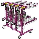 Zendex GoJak 456 Storage Rack - Holds 4 GoJaks