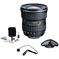 Tokina 12-28mm f/4.0 AT-X Pro APS-C Lens for Canon, With Accessory BUNDLE