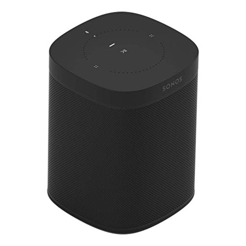 Sonos One, the powerful smart speaker with voice control built in (Black) by Sonos (Image #2)