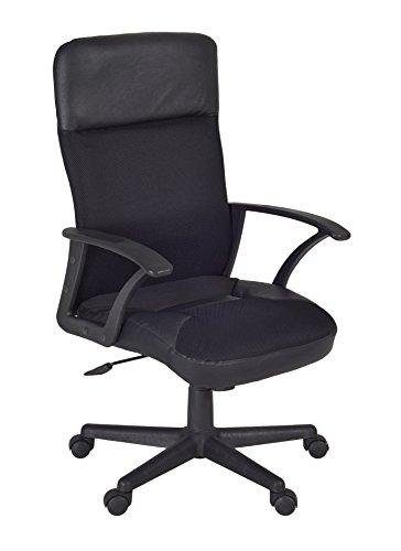 Regency Imperial Swivel Chair, Black