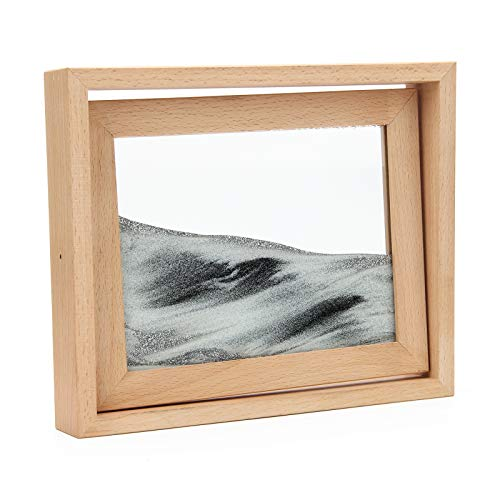 Coitak Silver Moving Sand Art Picture, Dynamic Sand