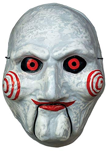Morris Costumes Billy Puppet Vacuform Mask ()