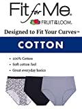 Fruit of the Loom Women's Fit for Me Plus Size