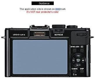 Gilrajavy Liphobia Leica D-Lux6 Edition G Star Hi Clear Camera Screen Protector