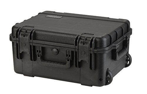 SKB Injection Molded Empty Equipment Case (19 x 14 x 8-Inch) (Injection Molded Case)