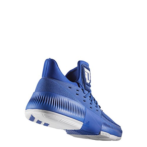 Adidas Heren Dame 3 Collegiale Royal-wit