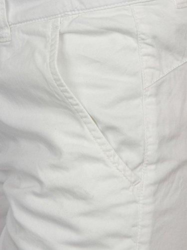 Wwsho0348st208641 Bianco Woolrich Cotone Shorts Donna qnqrE1Iz
