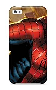 fenglinlinLennie P. Dallas's Shop Excellent iphone 4/4s Case Tpu Cover Back Skin Protector Spider-man 7562937K52167471