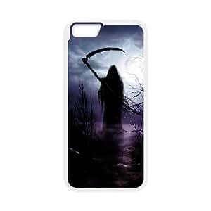C-EUR Grim Reaper Pattern 3D Case for iPad Mini